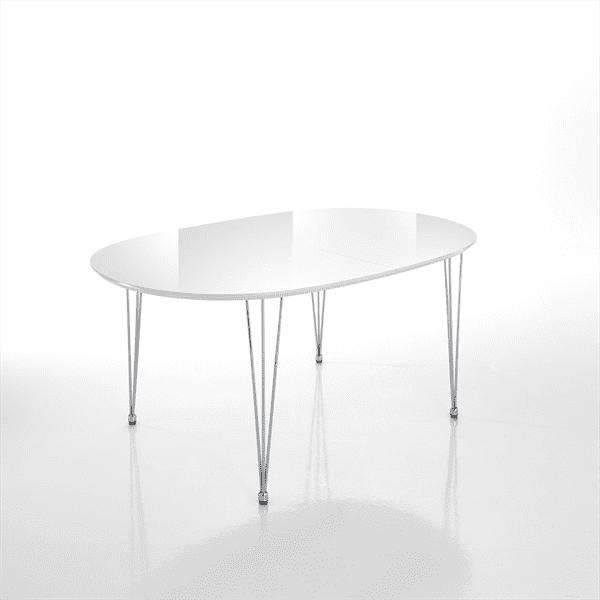 Tavolo ovale allungabile ELEGANT